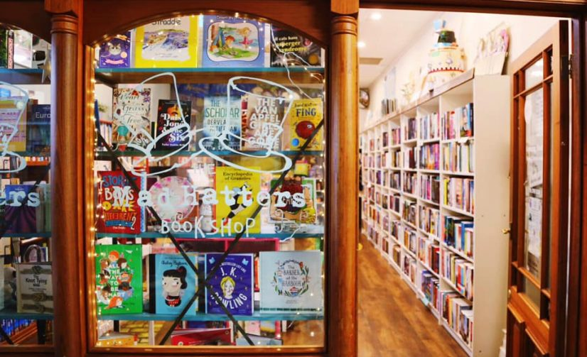 The Mad Hatters Bookshop in Manly Hosts 3 Themed Parties for Booklovers/Pop Culture Buffs