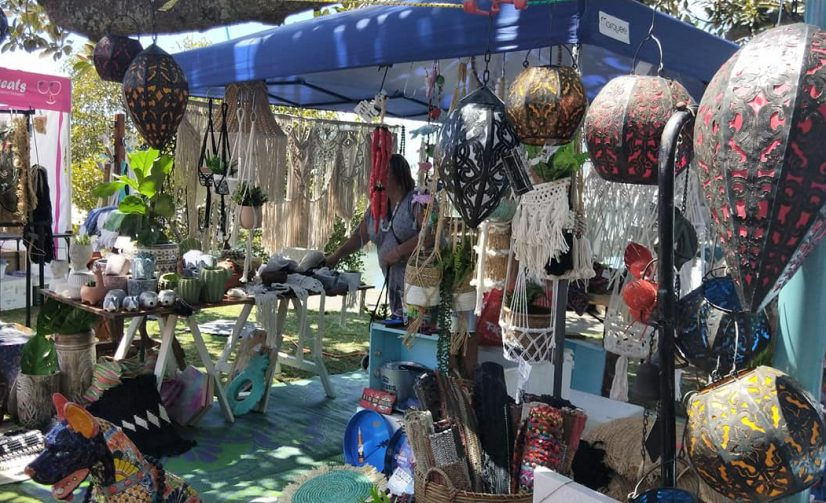 How To Be A Stallholder At The Manly Creative Market 2020